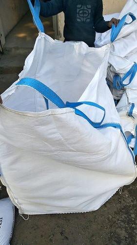 White Non Woven Jumbo Bag