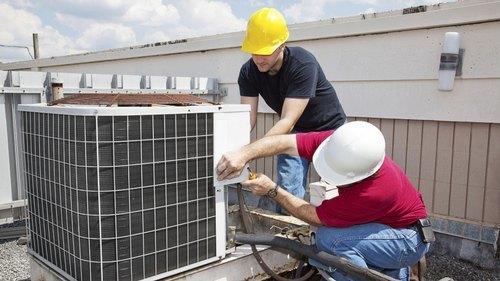 Window AC Repair Service