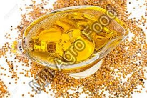 Yellow Mustard Seed Edible Oil For Cooking