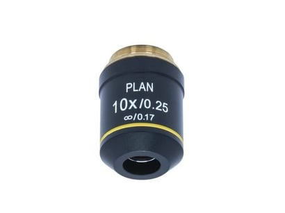 10X Microscope Objectives Lance Certifications: Iso 9001 : 2015 Certified Ce Certified
