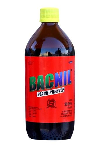 Bacnil Black Phenyl (ISI Marked) 450ML