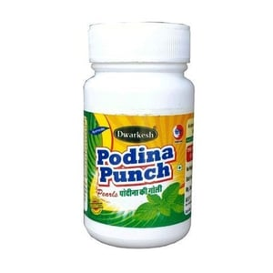 Herbal Digestive Care Pudina Mint Tablets