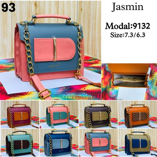 Jasmin Sling Bag with Attractive Pattern