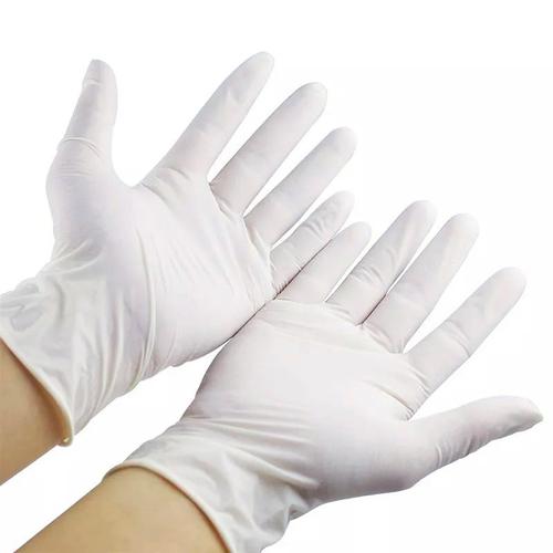Medical Powder Free Latex Examination Gloves
