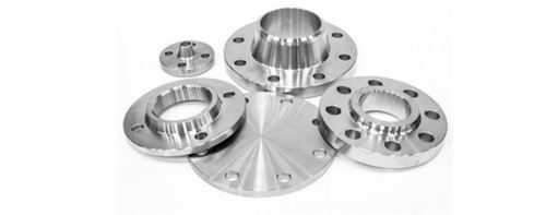 Polished Round Stainless Steel Flange