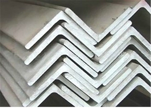 White Color Stainless Steel Angle Bar