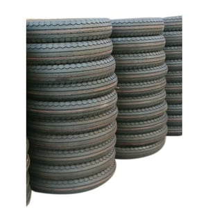 Black Rubber Tractor Tyres
