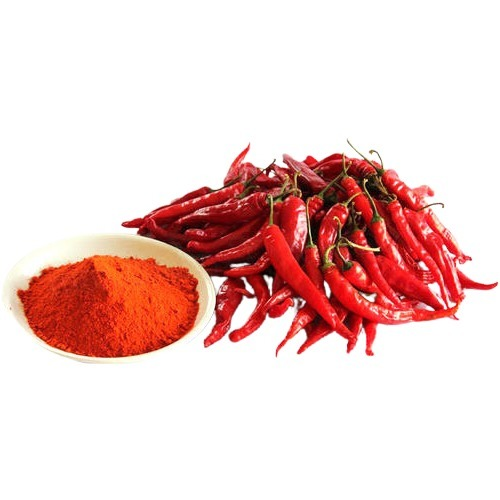 Long And Fresh Red Chilli With Natural Taste And Fragrance Indian Pure Dry Red Chilli Powder