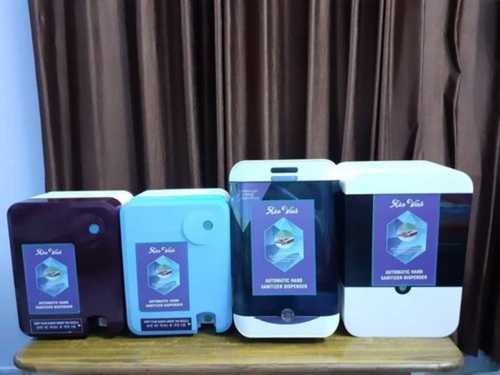 Plastic Automatic Hand Sanitizer Dispenser