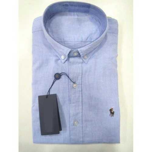 Formal Casual Wear Plain Shirts