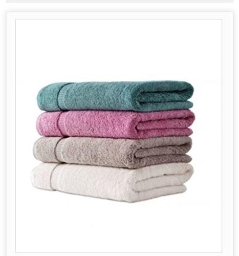 Multicolor Attractive Pattern Bath Towel