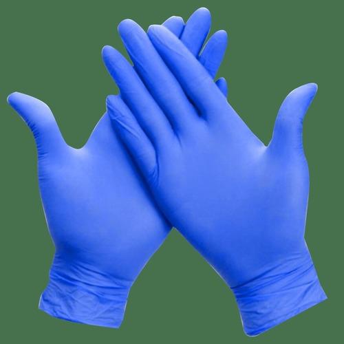 100% Latex Free Nitrile Gloves