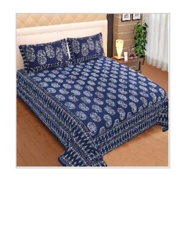 Fancy Ultra Soft Printed King Size Bedsheet