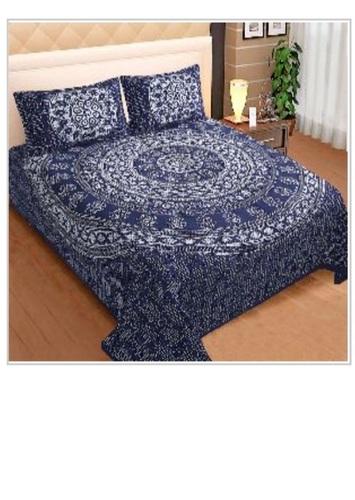 Ultra Comfortable Printed King Size Bedsheet