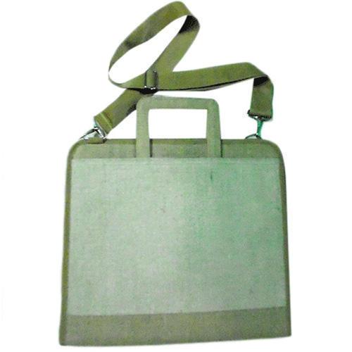 Adjustable Strap Jute Sling Bag