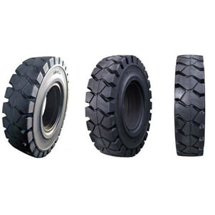 Solid Rubber Fork Lift Tyres