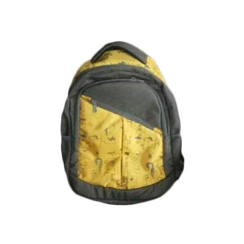 Adjustable Strap Polyester School Backpack