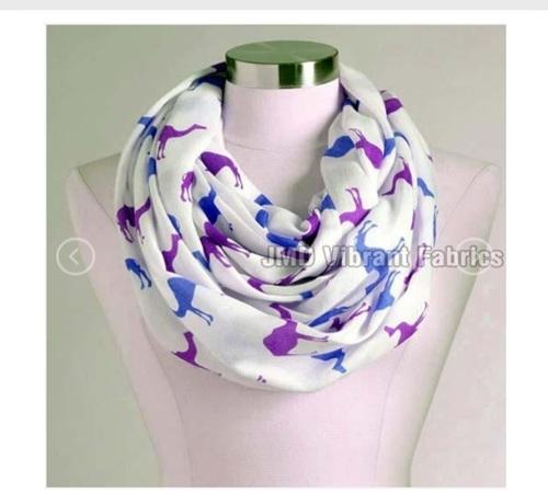 Attractive Pattern Digital Printed Scarves