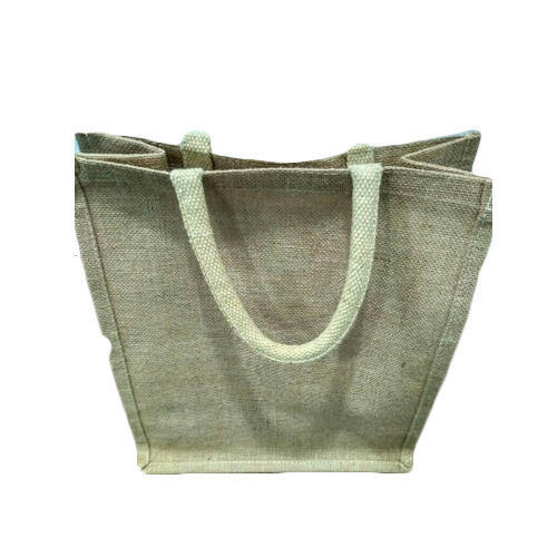 Reliable Service Life Jute Grocery Bag