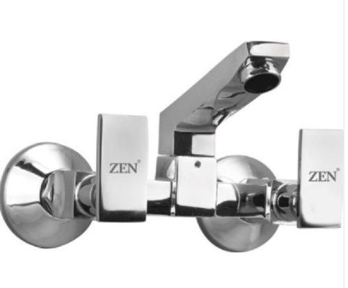 Brass Wall Mounted Kitchen Elegant Sink Mixer