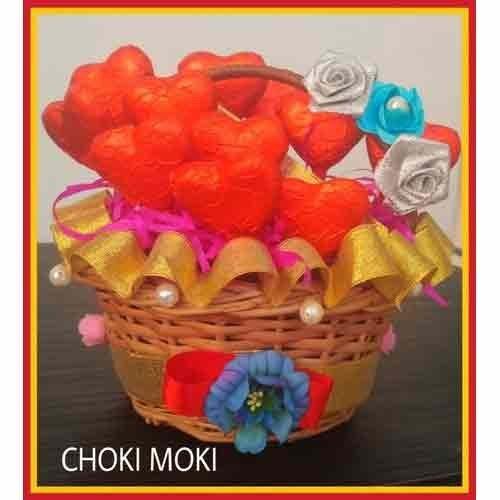 Chocolate Gift Basket For Gifting