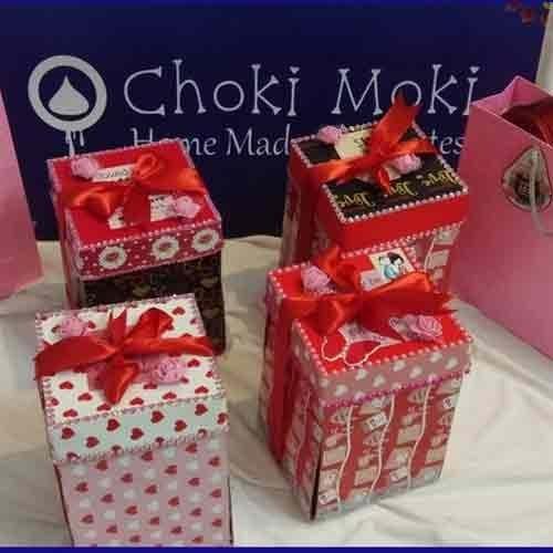 Chocolate Handmade Gift Box