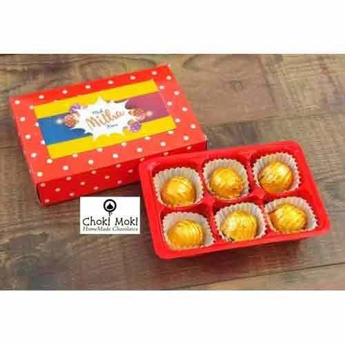 Dark Chocolate Truffle Gift Box