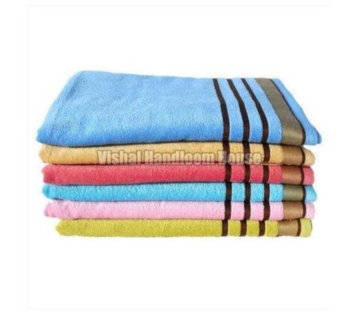 Eco Friendly And Soft Cotton Bath Towel