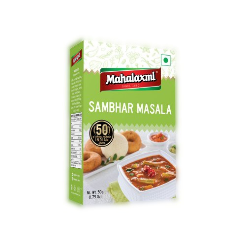 Made With Indian Basic A Grade Whole Spices Delicious And Spicy Sambhar Masala Powder
