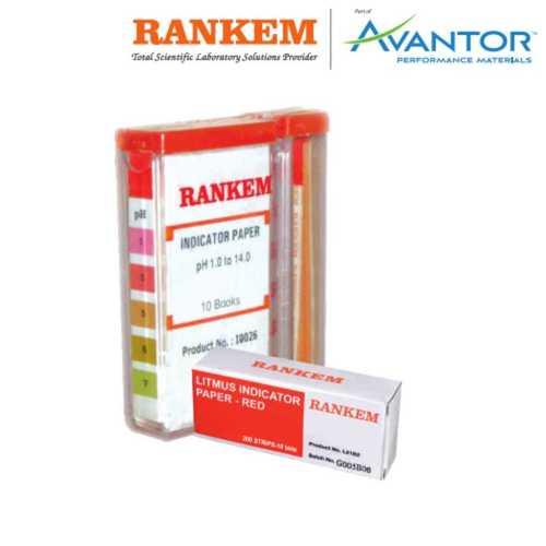 Rankem Ph Indicator Paper