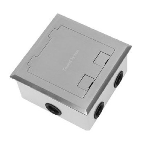 Stainless Steel Metal Floor Box For Home, Office, Hospital, Schools, Hotels