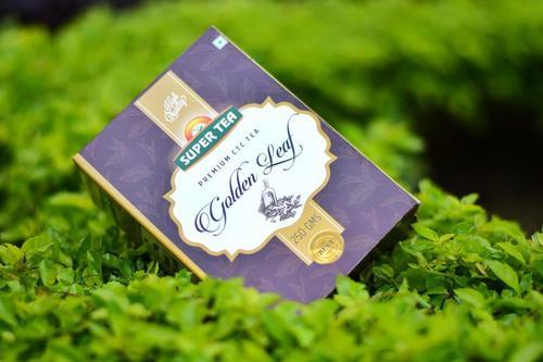 Super Tea Golden Leaf 250g Pack