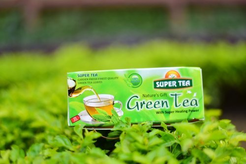 Super Tea Green Tea with Super Healing Power