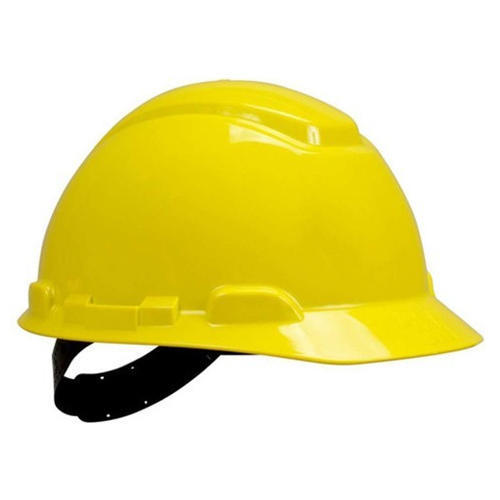 Yellow Color Industrial Safety Helmet