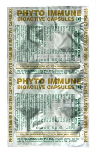 Antiviral Multivitamin Immunity Booster Capsules
