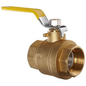Brass Ball Valve For Oil And Water Fitting