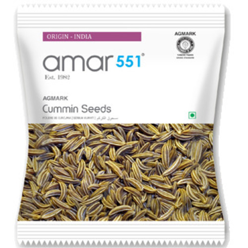 Healthy and Natural Brown Dried Cumin Seeds for Cooking