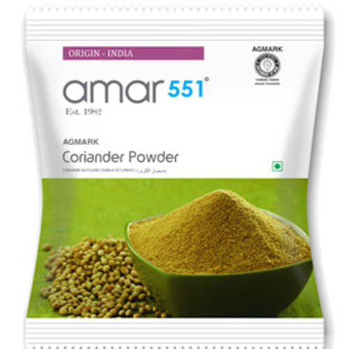 Healthy and Natural Taste Dried Coriander Powder for Cooking