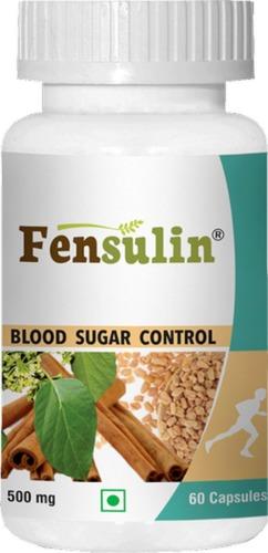 Herbal Blood Sugar Diabetes Control 500 MG Capsules