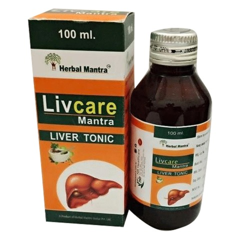 Herbal Liver Care Tonic 100 ML Pack