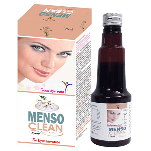 Menso Clean Syrup