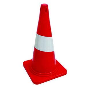 Plastic Reflective Road Safety Cone