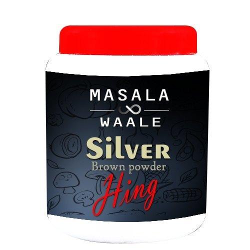 Silver Brown Hing Powder 100g Pack