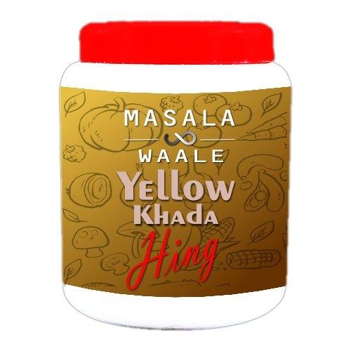 Yellow Khada Hing Powder 200g Pack