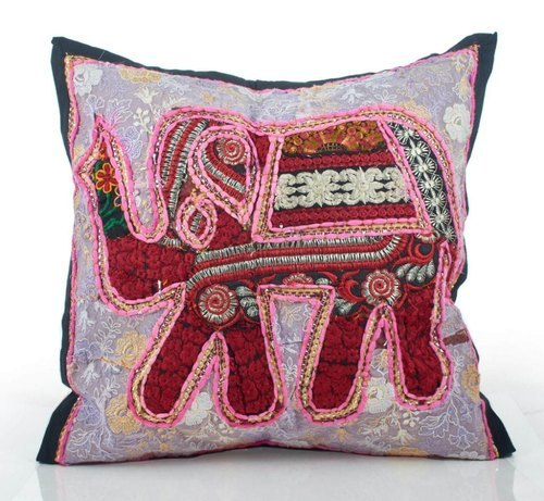 Comfortable Embroidery Cushion Cover
