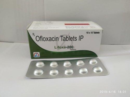 Lifoxa-200 Ofloxacin Tablets IP