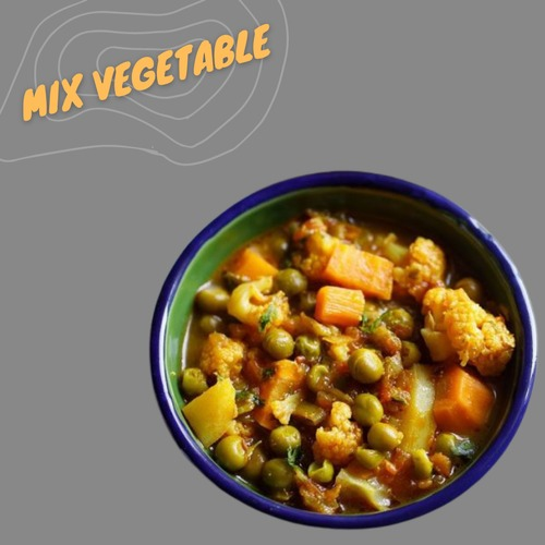 Mix Vegetable Healthy And Delicious Tastes (1 Kg)