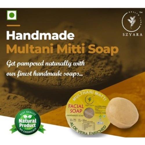 Hand Made Multani Mitti Soap