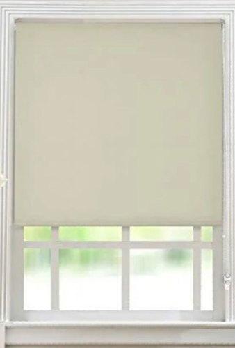 Non Transparent Plain Roller Window Blinds