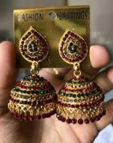 Fancy Designer Imitation Earrings Jewellery